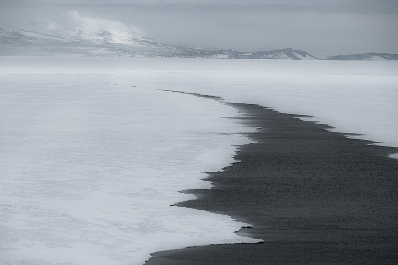 JT Thomas photo, Antarctica